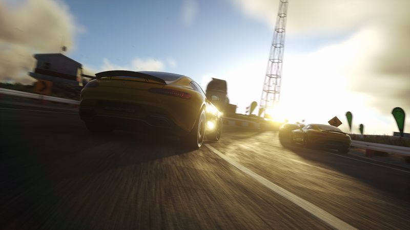 DriveClub AMG GT bis