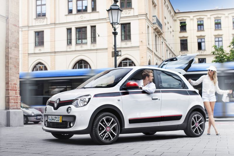 Renault Twingo Edition One