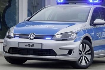 Volkswagen e-Golf : la voiture électrique star en Europe en 2015