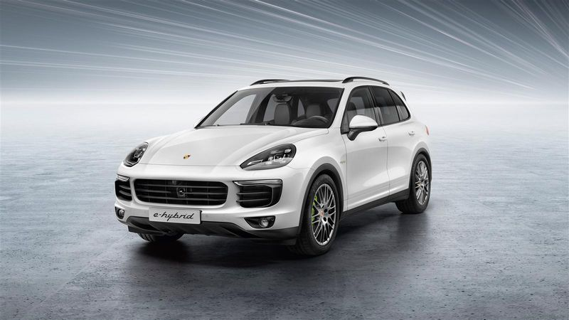 mondial de paris 2014 le porsche cayenne en s e hybrid. Black Bedroom Furniture Sets. Home Design Ideas