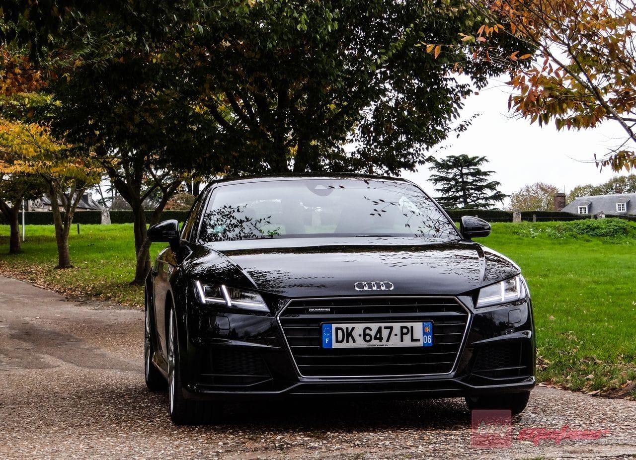 Audi Tt Essai 18 Blog Moteur