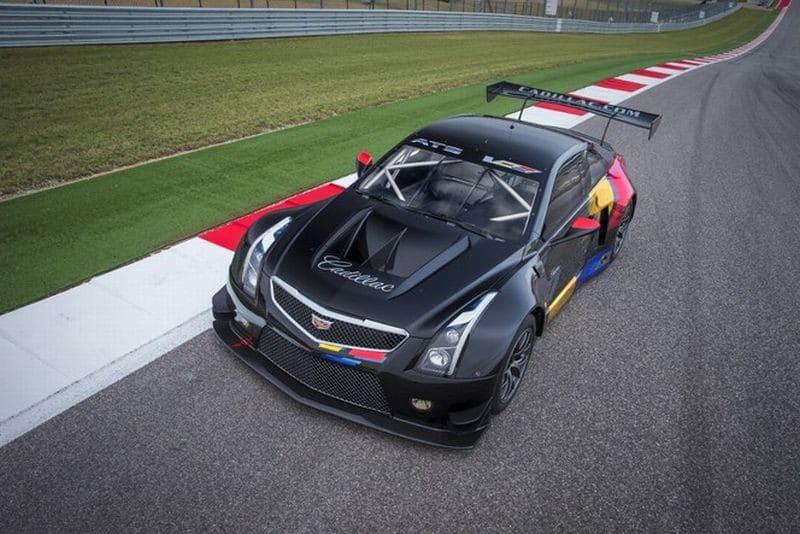 Cadillac ATS VR GT3