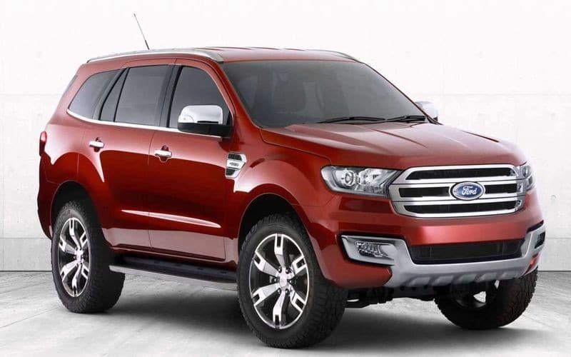 le nouveau ford ranger 2015 se d 233 voile sur la toile