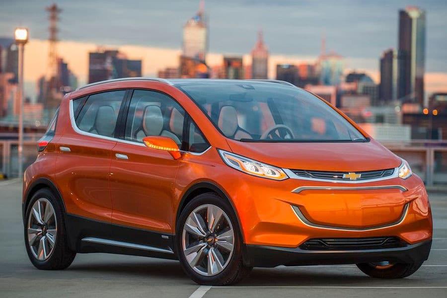Detroit 2015 : Chevrolet Bolt EV Concept