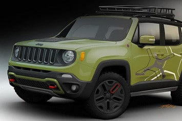 d troit 2015 le jeep renegade mopar. Black Bedroom Furniture Sets. Home Design Ideas