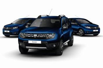 Dacia «Anniversaire» : une série limitée Bleu Cosmos pour les dix ans