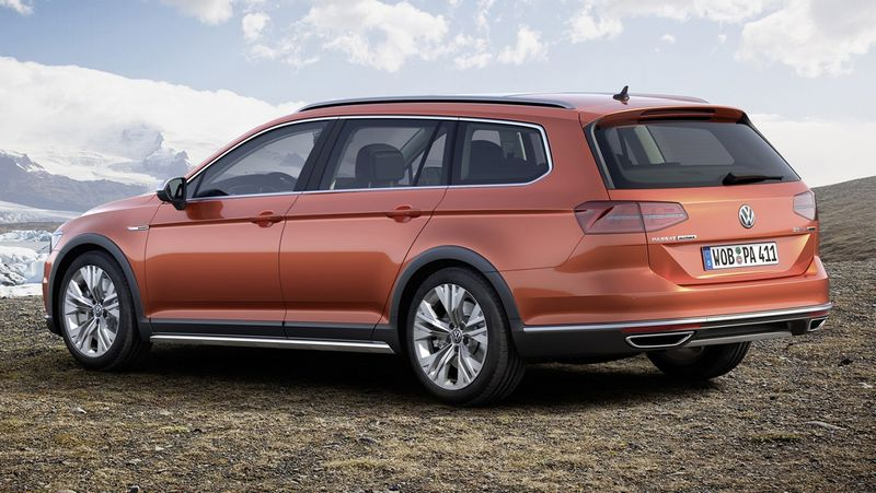 volkswagen passat 8 alltrack le break sportif qui d pote. Black Bedroom Furniture Sets. Home Design Ideas