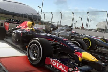 F1 2015 : du gameplay maison PS4 en attendant le test