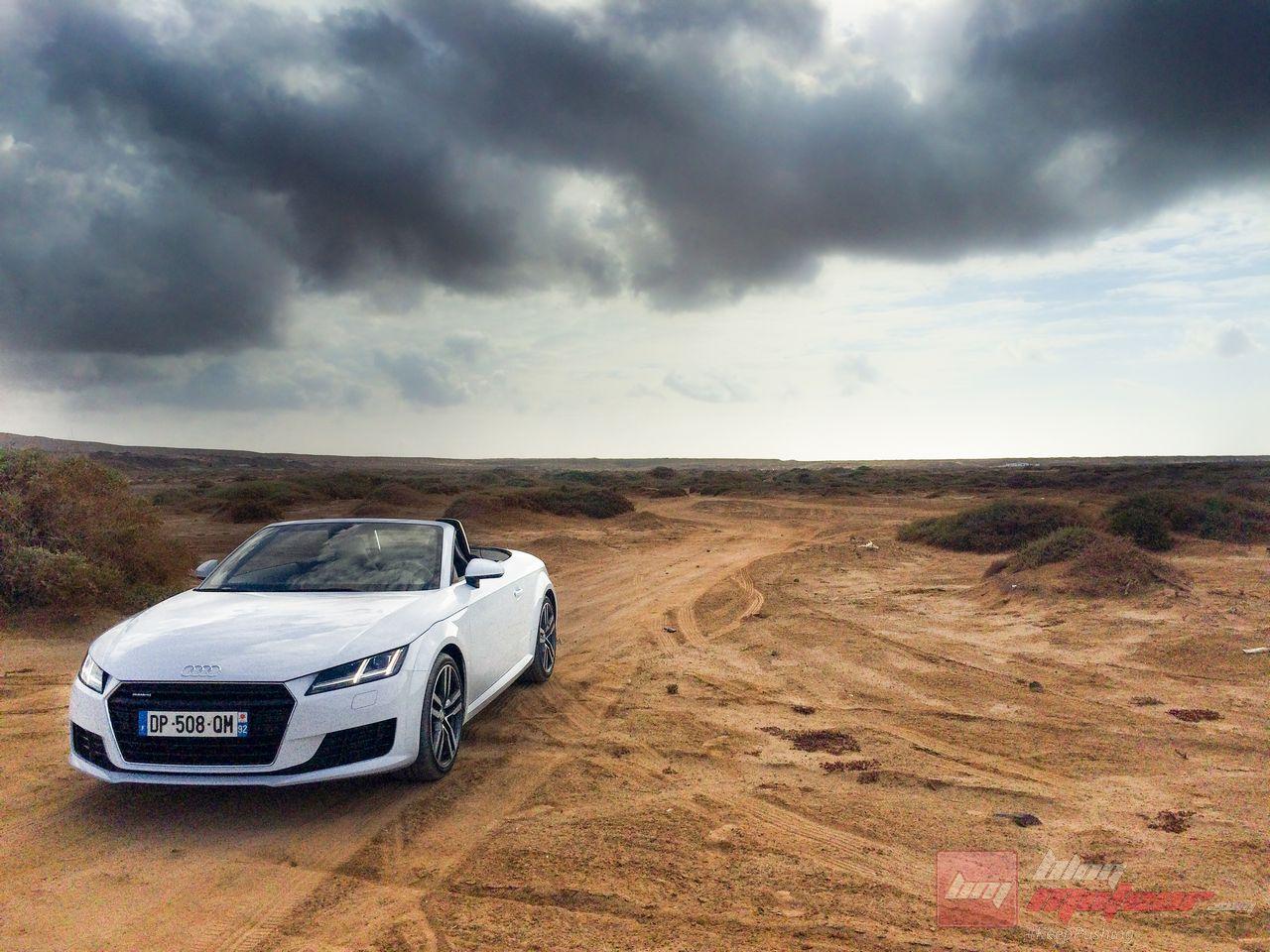 Audi Tt Roadster 2 27 Blog Moteur