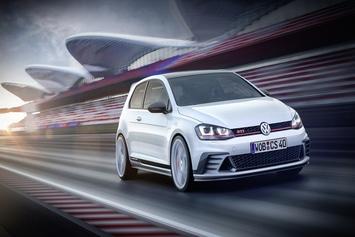 Volkswagen Golf GTI Clubsport Concept : joyeux anniversaire!