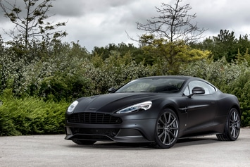 Aston Martin Vanquish « One of Seven » : Carbon is the new chic