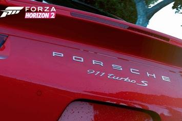 Forza Horizon 2 : deux Porsche gratuites à télécharger !