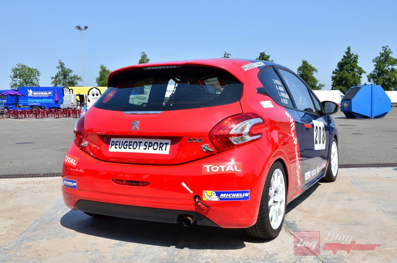 Rencontre peugeot sport magny cours