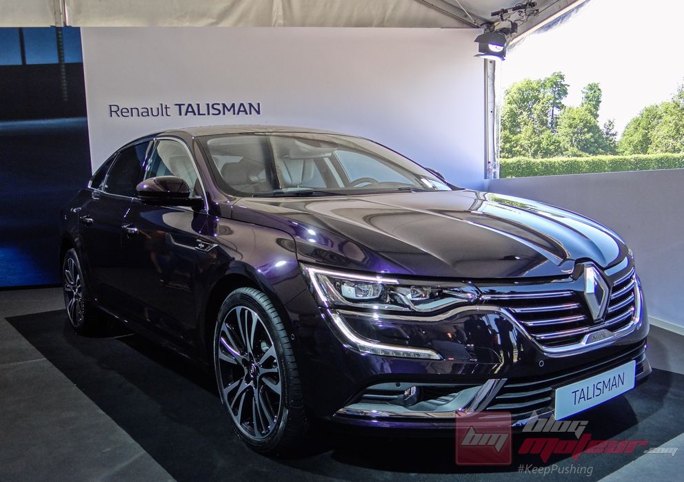 notre pr sentation compl te de la renault talisman. Black Bedroom Furniture Sets. Home Design Ideas
