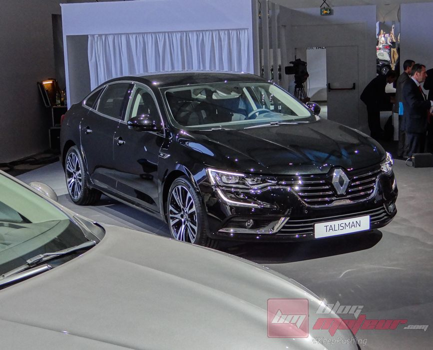 renault talisman exclusif 16 blog moteur. Black Bedroom Furniture Sets. Home Design Ideas