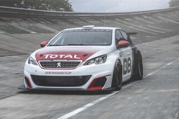 Peugeot 308 : 308 ch pour la version Racing Cup
