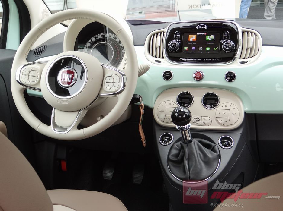 Essai : Fiat 500 : La puce italienne se refait une beauté