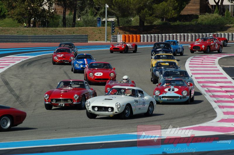 Retour Sur Les Dix Mille Tours Du Castellet De Peter Auto