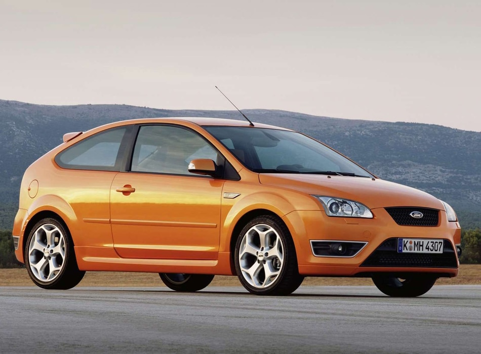 essai ford focus st 250 orange m canique. Black Bedroom Furniture Sets. Home Design Ideas