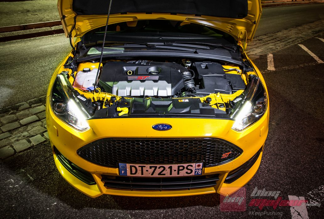 ford focus st 250 16