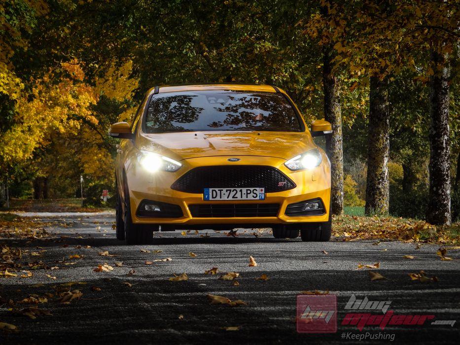 Essai : Ford Focus ST 250 : Orange Mécanique