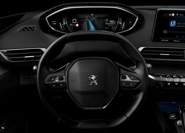 Peugeot 3008 le i cockpit nouvelle g n ration en images for Interieur nouveau 3008