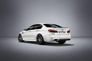 BMW M5 Edition Compétition : Baroud d'honneur