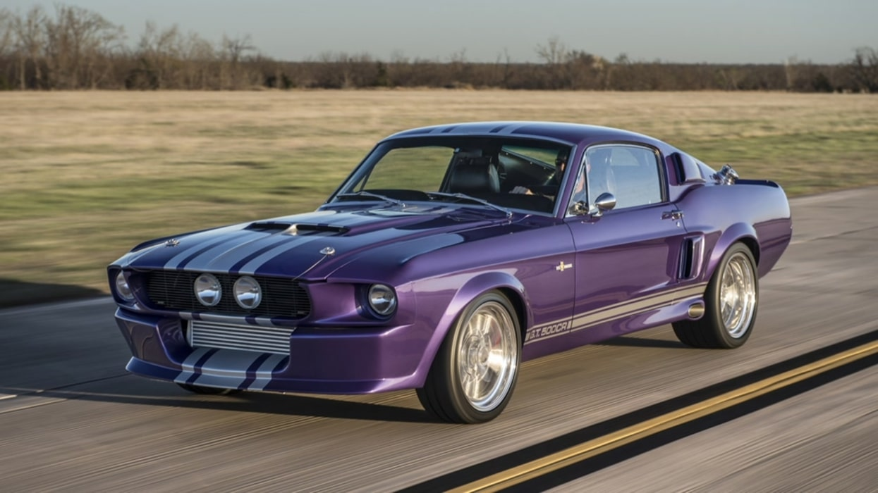 Classic Recreations Shelby Gt500cr 8 Blog Moteur