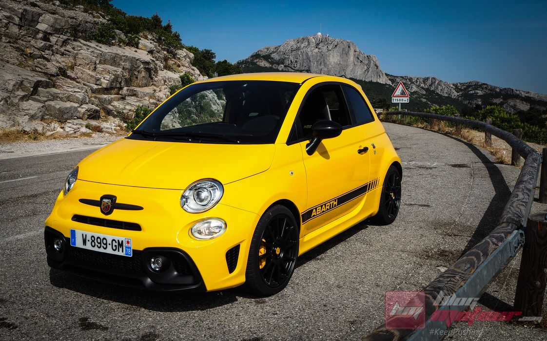 essai abarth 595 competizione 180 ch scorpion enrag. Black Bedroom Furniture Sets. Home Design Ideas