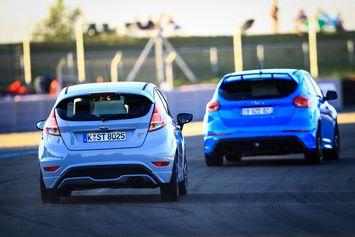 Expérience : Au volant de la Ford Fiesta ST200 sur le circuit des 24 Heures du Mans