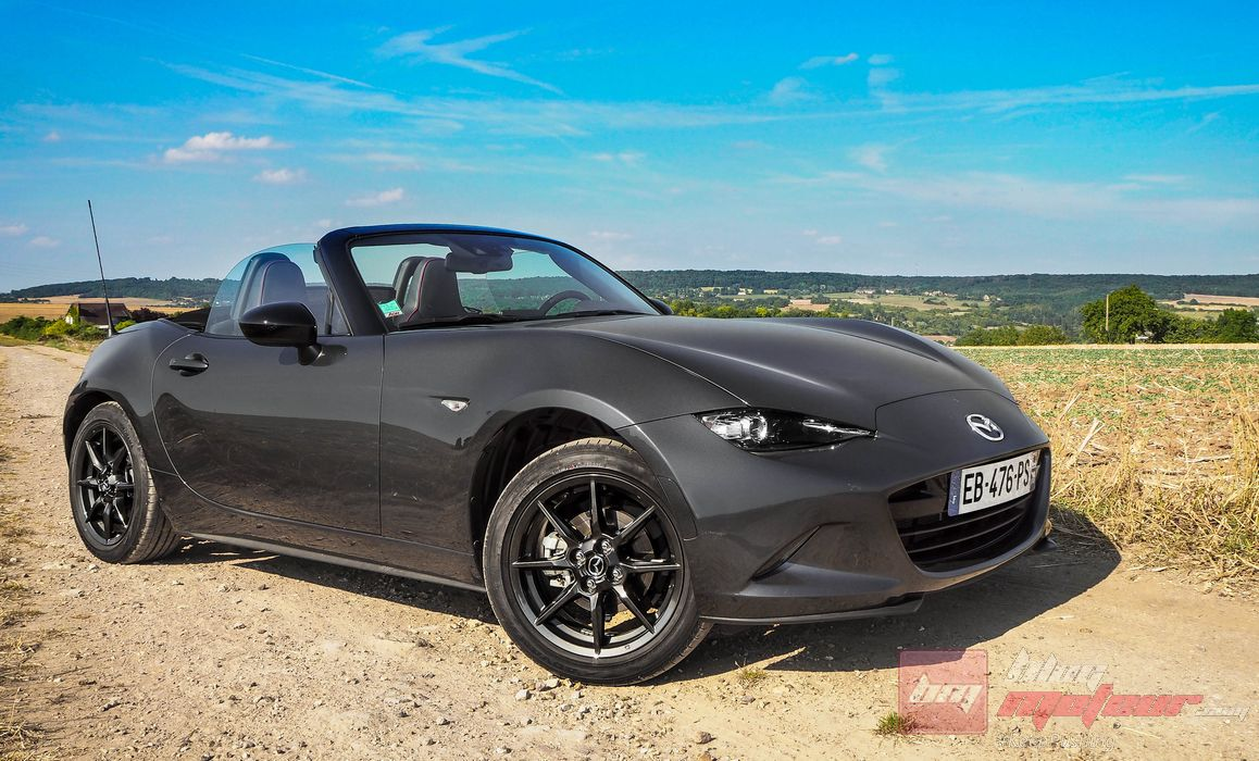 essai mazda mx 5 1 5 l 131ch elixir de plaisir. Black Bedroom Furniture Sets. Home Design Ideas