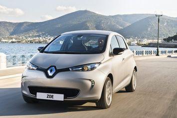 400 km d'autonomie pour la Renault Zoé 2017