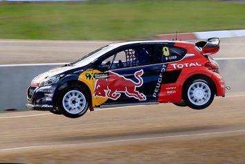 WorldRX : première victoire pour Sébastien Loeb