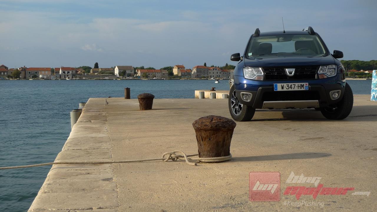 Essai Dacia Duster EDC : la douceur dans un monde brut
