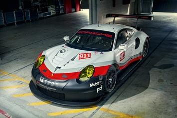 Porsche 911 RSR : Changement de philosophie