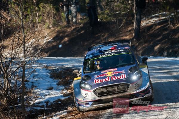 Sébastiien Ogier & Julien Ingrassia déjà victorieux avec Ford
