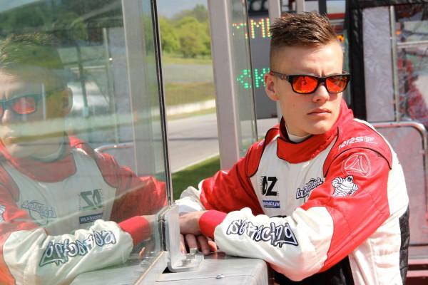 Oscar Arcila ambitionne de rejoindre le championnat de F3 en 2017 si les finances suivent