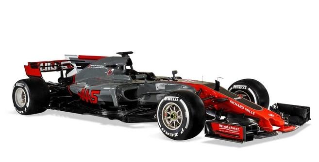 Haas-VF-17-F1-2017