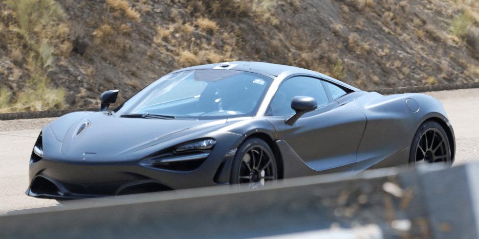 McLaren 720s_spyshot1