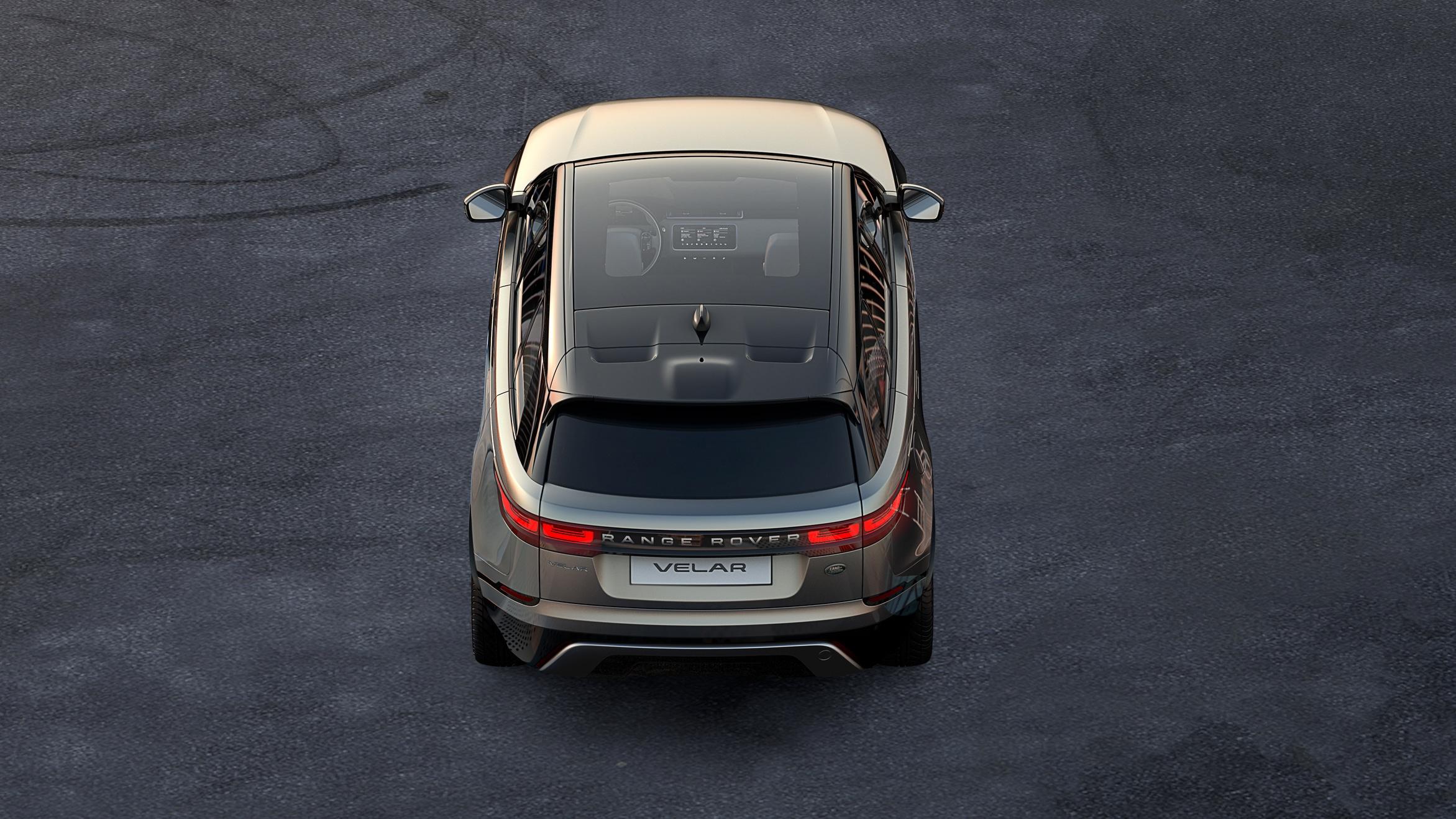 Nouveaux modèles / Range Rover Velar
