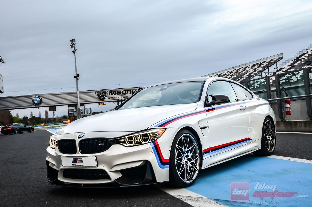 BMW présente la BMW M4 Coupé Magny-Cours Edition