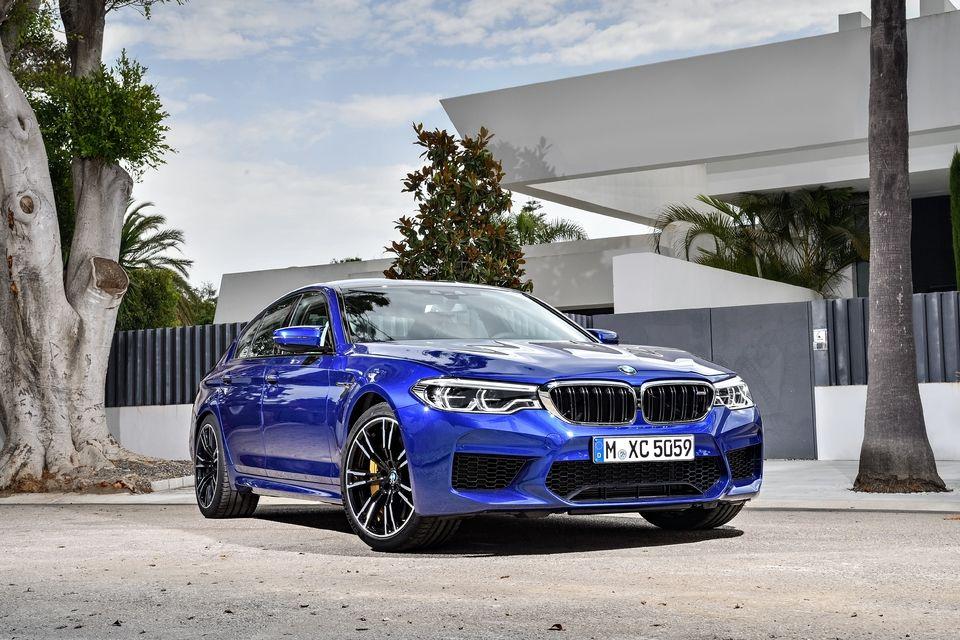 BMW M5 : 600ch pour contrer l'Audi RS6 et l'E63S d'AMG