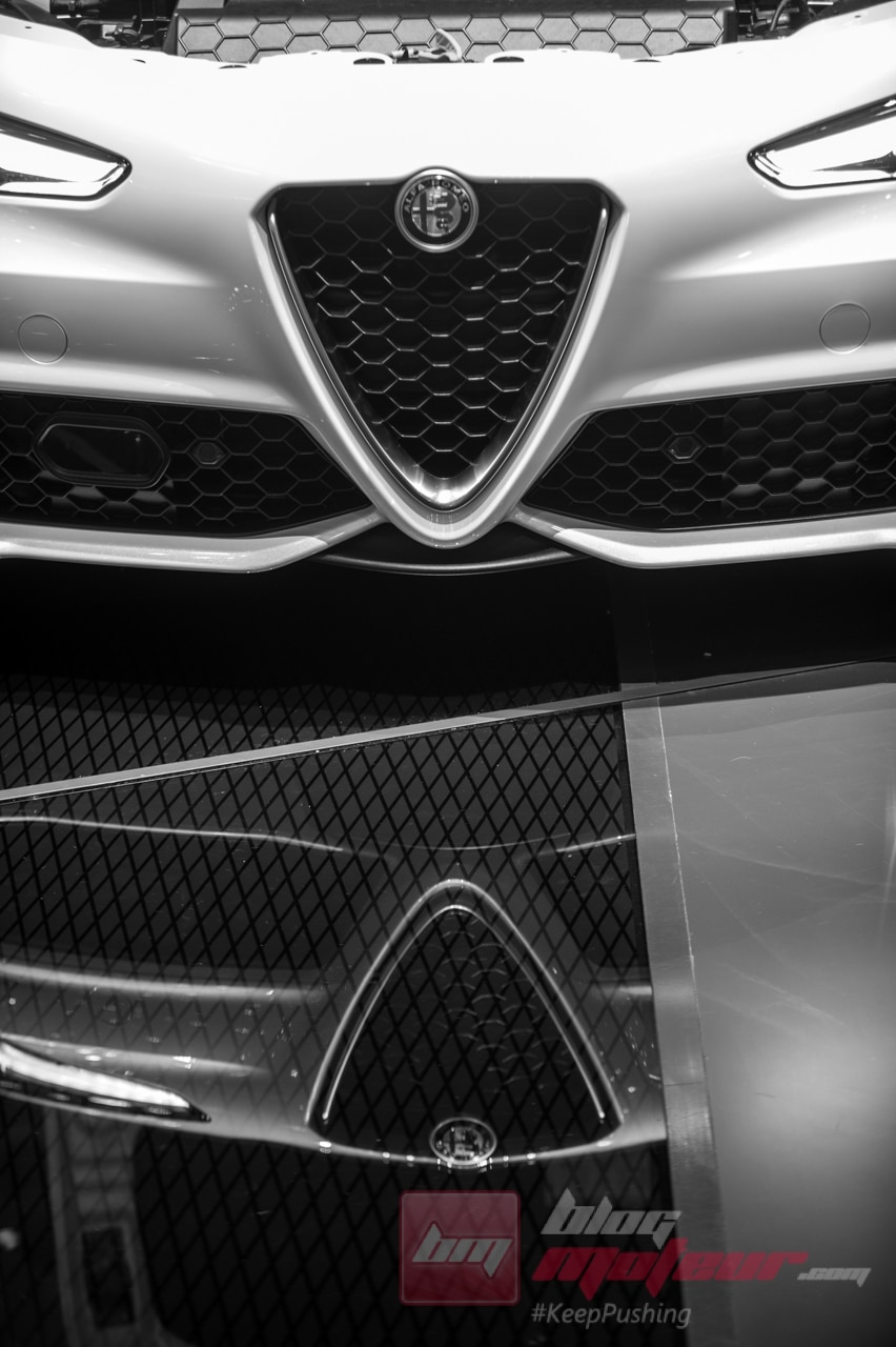 Geneve Alfa Romeo Guilia