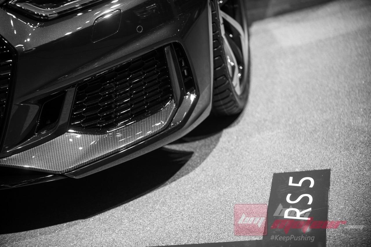 Geneve Audi RS5
