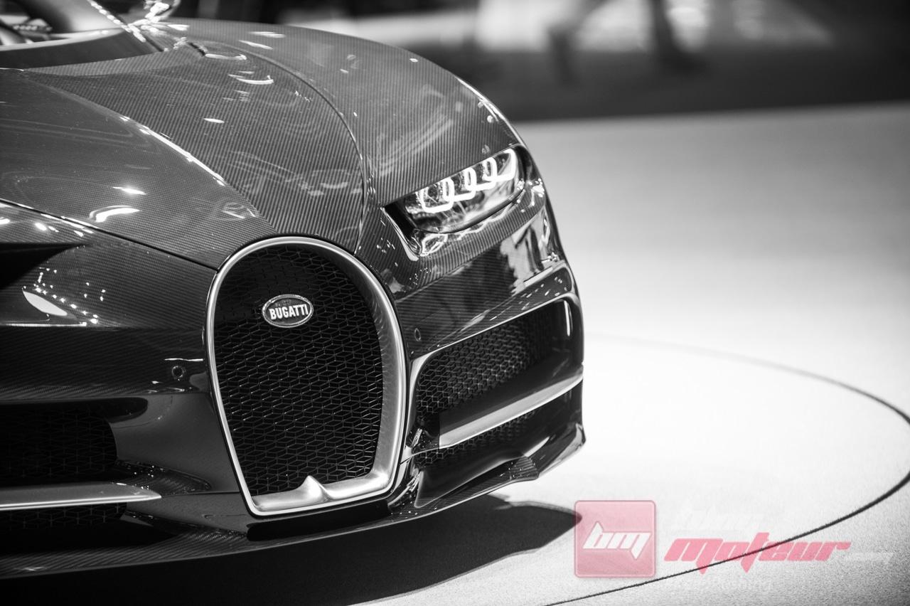 Geneve Bugatti Chiron 5