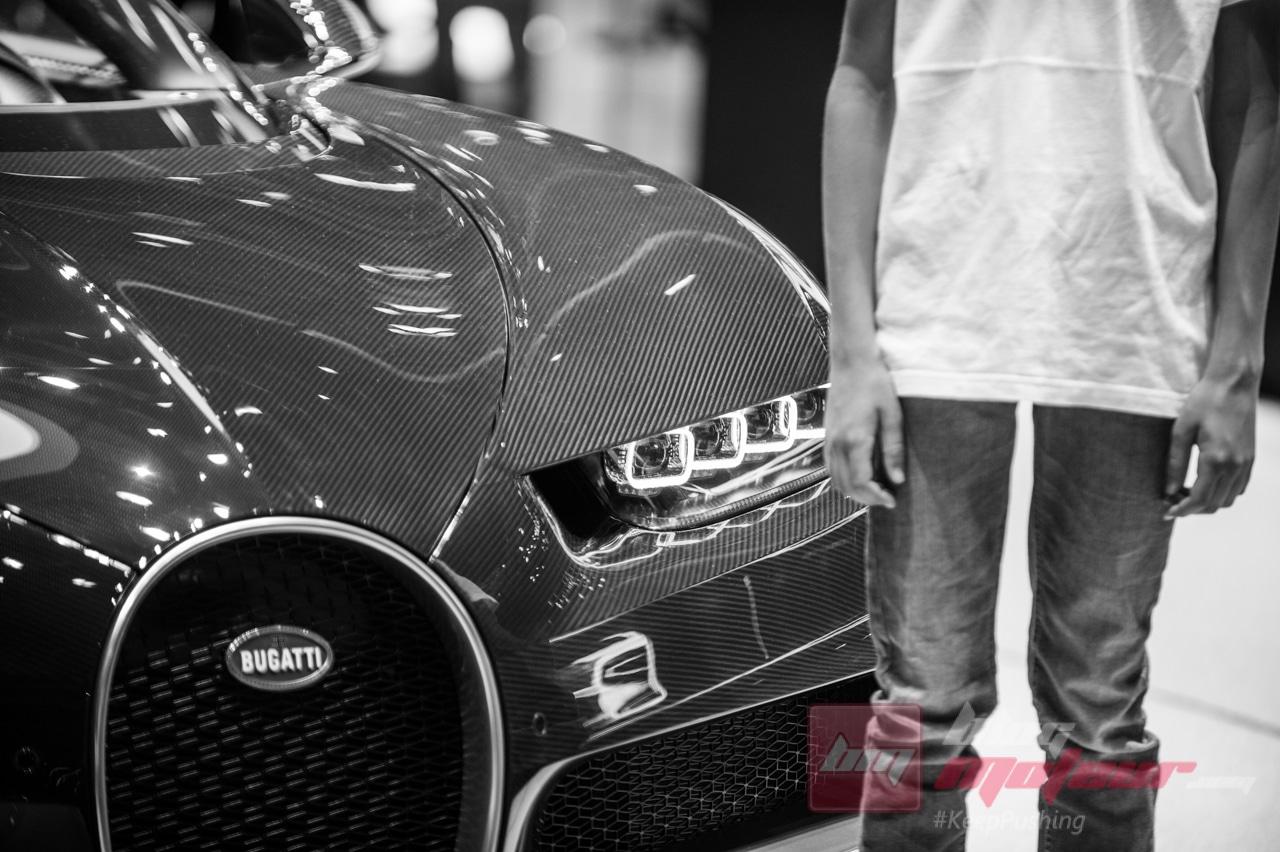 Geneve Bugatti Chiron