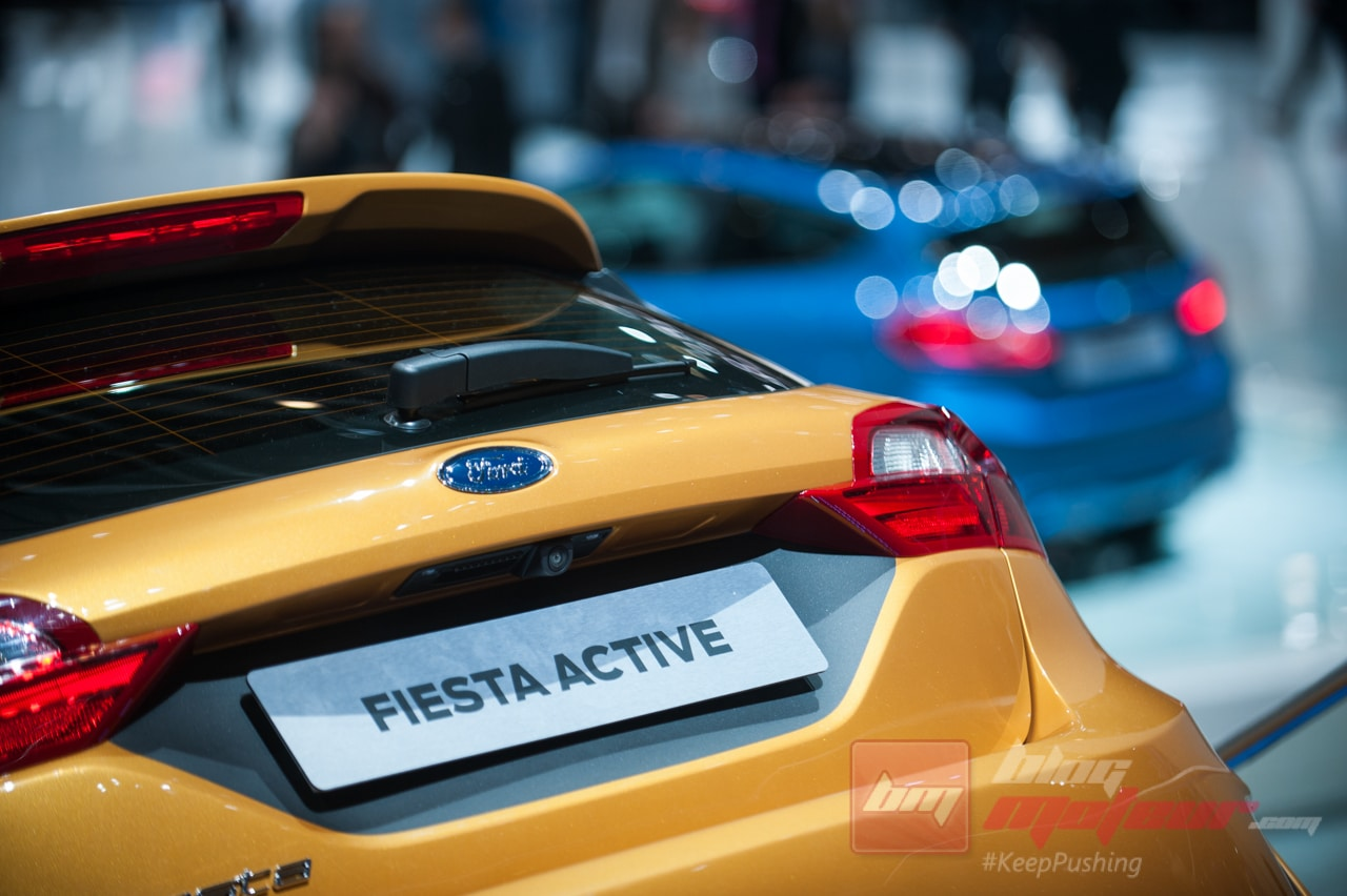 Geneve Ford Fiesta Active