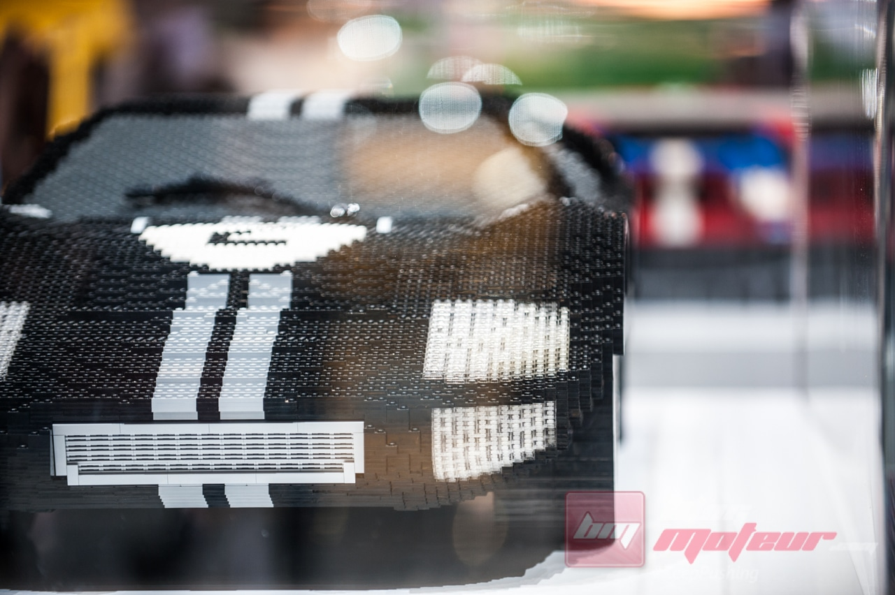 Geneve Ford GT40 LEGO