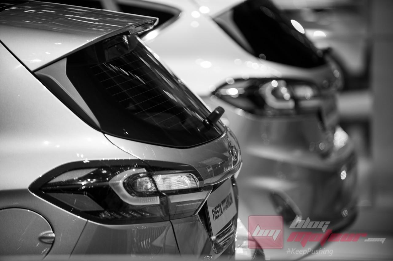 Geneve Ford Titanium