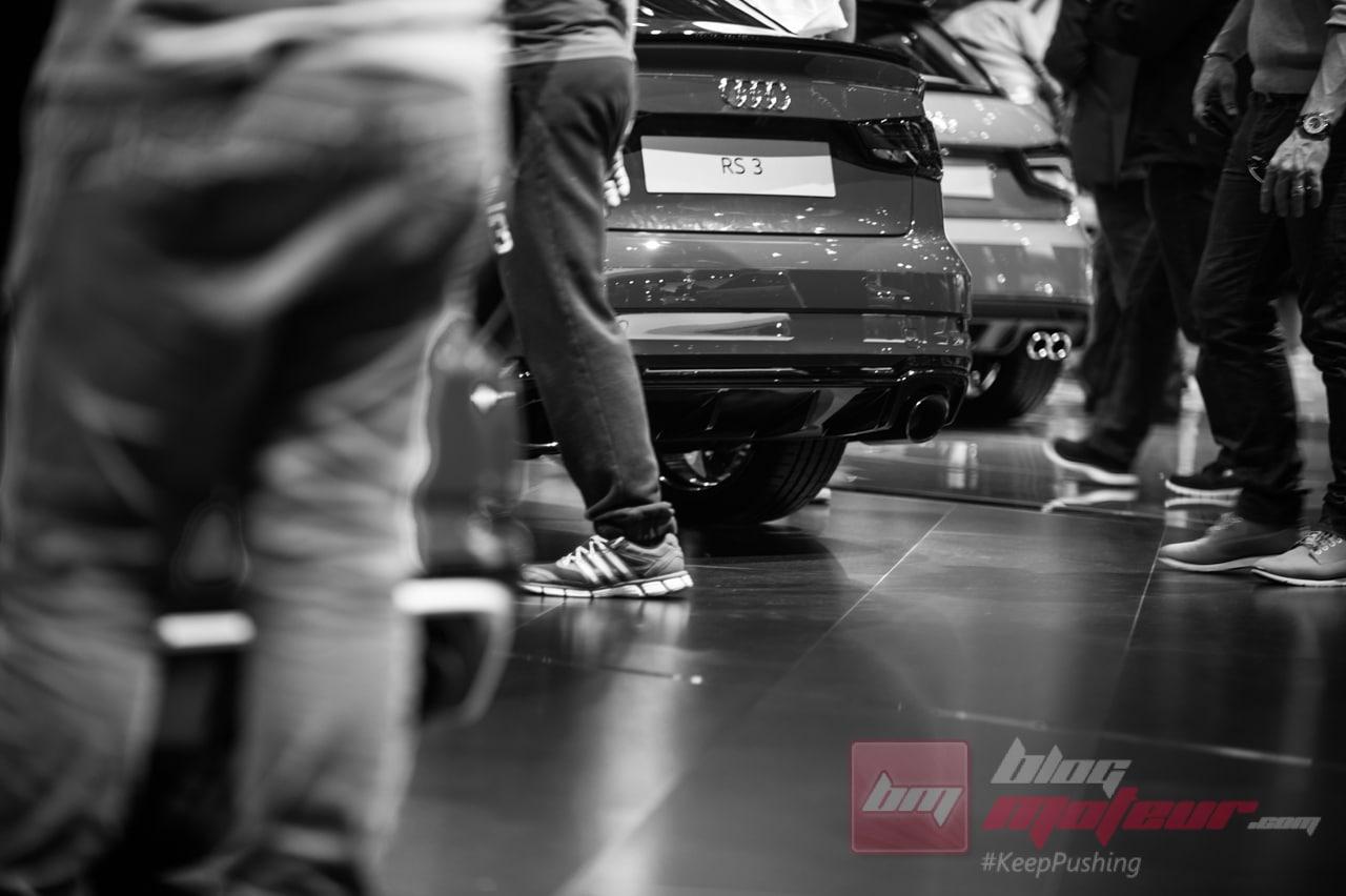 Geneve Gamme Audi